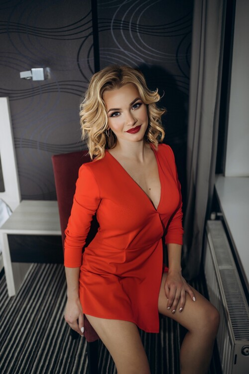 Anna dating russian girl profile